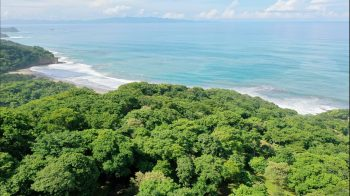 This Costa Dulce Lot has an Ocean View.